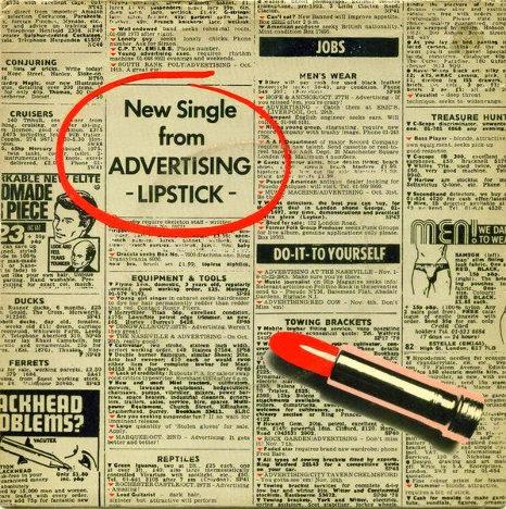 AdvertisingLipstick