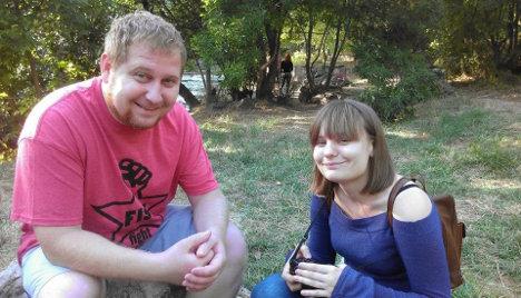 Denis Levin y Svetlana Licht