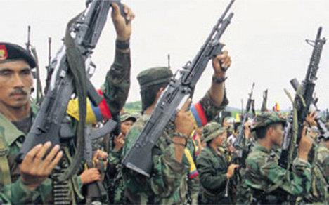 Movimientos insurgentes.