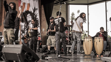Grupo Skartel, estarán en la tarima del 31 Festival de VOZ.