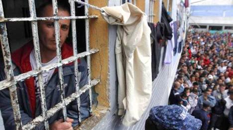 Crisis en cárceles colombianas. Foto la web.