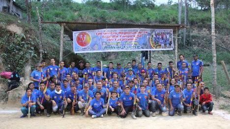 Encuentro regional de la Guardia Campesina del Catatumbo. Foto Carlos García. – Prensa Rural.