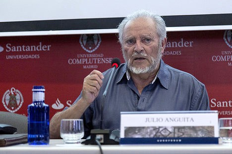 Julio Anguita. Foto: Alfredo Ay Menon via photopin (license)