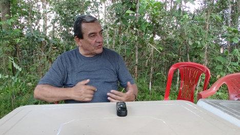 Mauricio Jaramillo, miembro del Secretariado de las FARC-EP en entrevista exclusiva para VOZ.