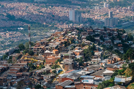 Medellín. Foto: Eddy Milfort via photopin (license)