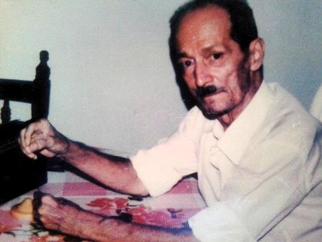 José Israel Quintero Loaiza, fundador del Partido Comunista Colombiano (PCC) en Urabá