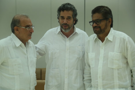 Pese a las contradicciones en las alturas del poder, los Acuerdos de La Habana serán suscritos en Cartagena el 26 de septiembre próximo.