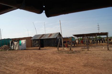 La Guajira víctima del desequilibrio social. Foto JCH.