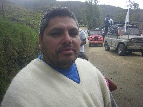 Armando Delgado. Foto Nelosi.